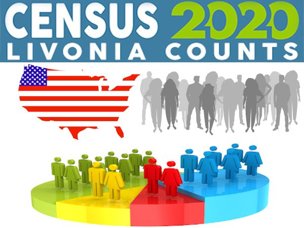 Livonia Counts Census 2020